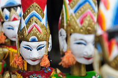 Indonesia, Bali, Traditional puppet Stock Photo