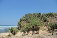 Indonesia beautiful beaches Stock Photo