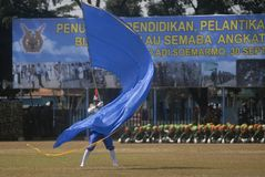 INDONESIA CHALLENGE CHINA ON SOUTH CHINA SEA CLAIM Royalty Free Stock Photo