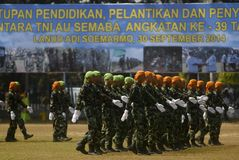 INDONESIA CHALLENGE CHINA ON SOUTH CHINA SEA CLAIM Stock Image