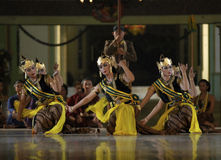 INDONESIA CULTURAL SHAPER Royalty Free Stock Images