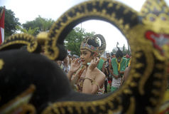 INDONESIA CULTURAL SHAPER Stock Photos
