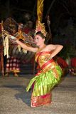 Indonesia  Dancer in Temple Stock Images