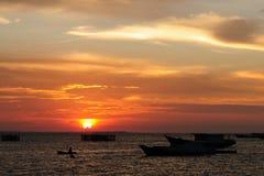 Indonesia, Derawan island, East Kalimantan stock photo
