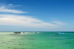 Indonesia, Derawan island, East Kalimantan Stock Photography