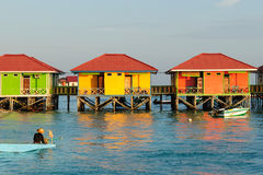 Indonesia, Derawan island, East Kalimantan Stock Photos