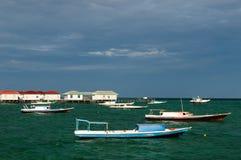 Indonesia, Derawan island, East Kalimantan Royalty Free Stock Photography