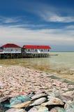 Indonesia, Derawan island, East Kalimantan Royalty Free Stock Image