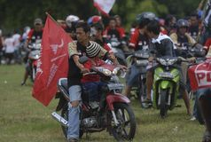 INDONESIA DIRECT ELECTION CONTROVERSY Stock Photography