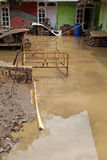 Indonesia Disaster Flash Flood - Garut 007. At 11pm on 20th September a flash flood occurred in the city of Garut, West Java, in Indonesia. At least 43 people royalty free stock image