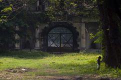INDONESIA DUTCH FORT RUINS Stock Photography
