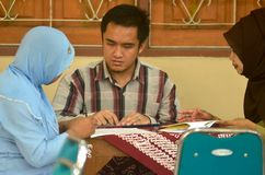INDONESIA EDUCATION QUALITY MAPPING Stock Photo