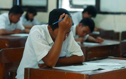INDONESIA EDUCATIONAL EQUITY Royalty Free Stock Photo
