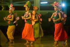 INDONESIA ETHNIC ART FESTIVAL COUNTRY Royalty Free Stock Photography