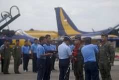 INDONESIA FASTEST INCREASE DEFENSE BUDGET Stock Photos