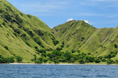 Indonesia, Flores, Komodo National Park Stock Image