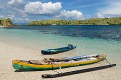 Indonesia, Flores, Komodo National Park Stock Images