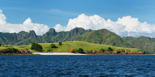 Indonesia, Flores, Komodo National Park Royalty Free Stock Image