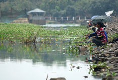 INDONESIA FRESHWATER FISHERY POTENTIAL Stock Images