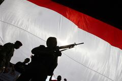Indonesia heroes day Stock Photos