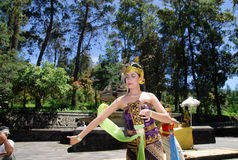 INDONESIA HINDUISM RITUAL Stock Photos