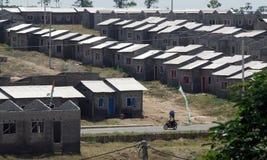INDONESIA HOUSING PROBLEM Stock Photos