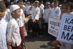 INDONESIA ISIS THREAT Royalty Free Stock Photos