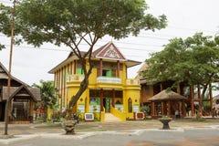 Indonesia. Jakarta. Park `Taman Mini` — the `Beautiful Indonesia in miniature`. stock photo