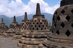 Indonesia, Java, Borobudur: Temple royalty free stock images