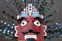 Indonesia, Java: Escultura Foto de archivo