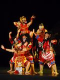 INDONESIA JAVA WAYANG WONG THEATRE Stock Photography