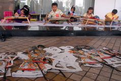 INDONESIA DAILY LIFE Royalty Free Stock Photography