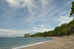 indonesia lombok Royaltyfri Fotografi