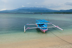 Indonesia, Lombok. Gili islands Royalty Free Stock Image