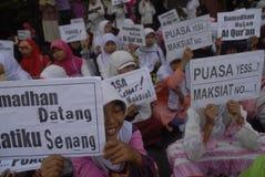 INDONESIA LOSING GROUND ON EDUCATION Stock Image