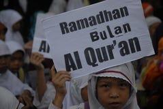 INDONESIA LOSING GROUND ON EDUCATION Stock Photos