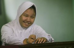 INDONESIA LOSING GROUND ON EDUCATION Stock Photography