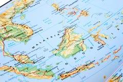 indonesia Malaysia obraz royalty free
