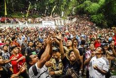 INDONESIA MORE VISA FREE AGREEMENT Stock Photo
