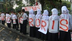 Indonesia National Awakening day Stock Photos