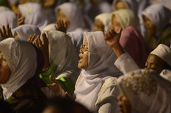 INDONESIA NEW BILL ON RELIGIOUS FREEDOM Stock Image