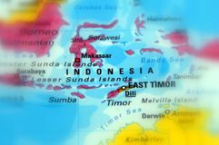 Indonesia, officially the Republic of Indonesia. Indonesia, officially the Republic of Indonesia selective focus stock image