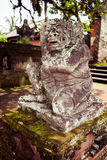 Indonesia - old hindu architecture on Bali Stock Image