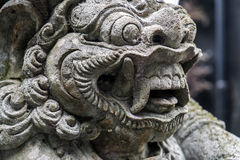 Indonesia - old hindu architecture on Bali island Stock Photo