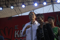 INDONESIA PARA CREAR 10 NUEVAS CIUDADES Imágenes de archivo libres de regalías