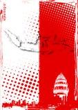 indonesia plakat Zdjęcia Stock