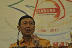 INDONESIA POLITICAL DYNASTIES Royalty Free Stock Photography
