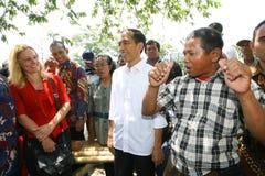 Indonesia Presiden Joko Widodo Royalty Free Stock Image