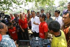 Indonesia President Joko Widodo Stock Photos