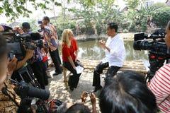 Indonesia President Joko Widodo Stock Photo